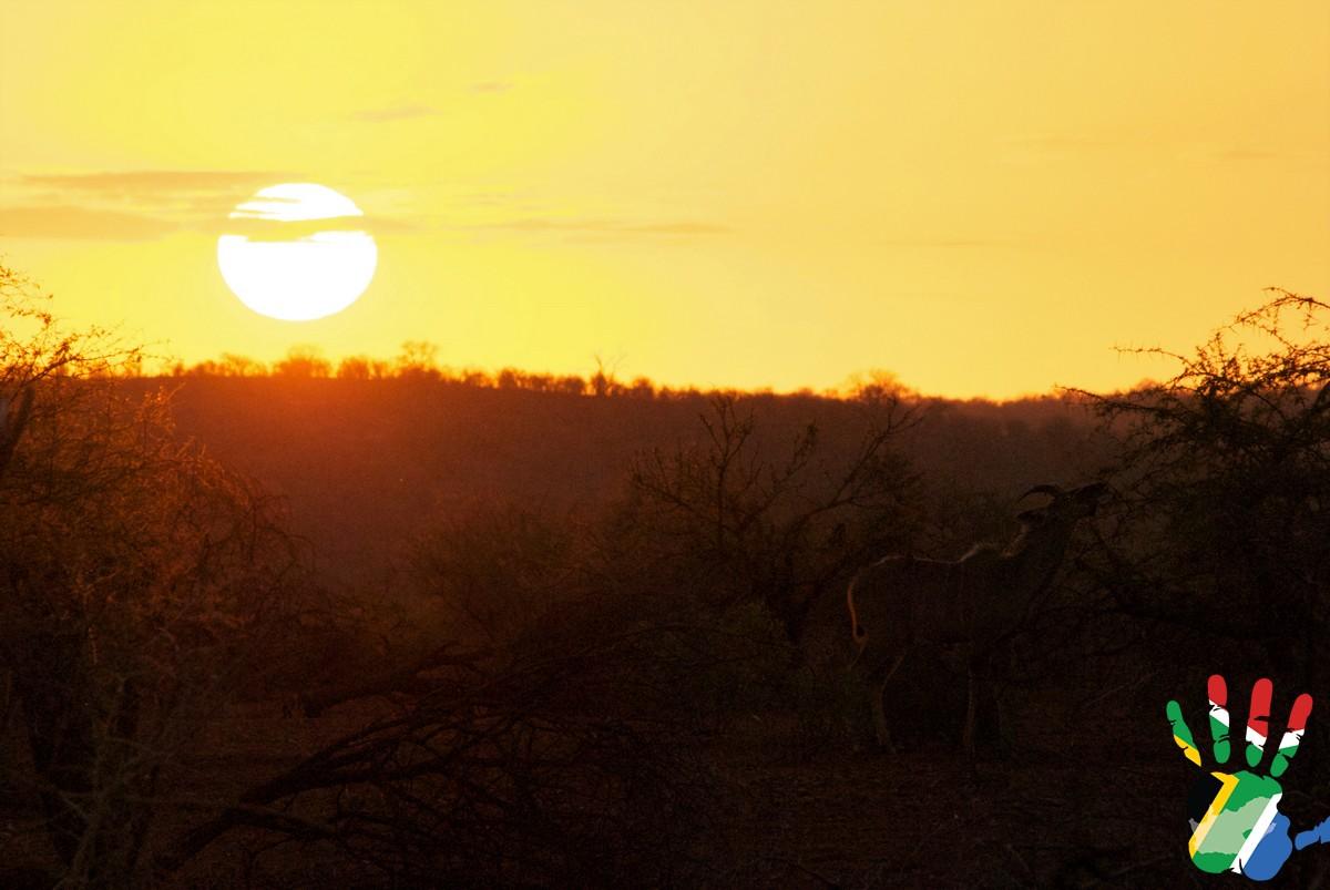 Tramonto al Kruger
